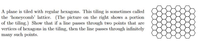 tesselation problem
